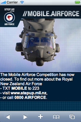 Royal New Zealand Air Force