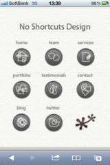 No Shortcuts Design