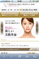 SHINAGAWA SKIN CLINIC