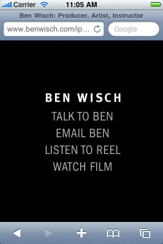 Ben Wisch