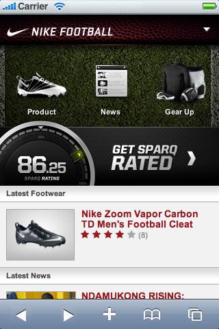Nike Football US