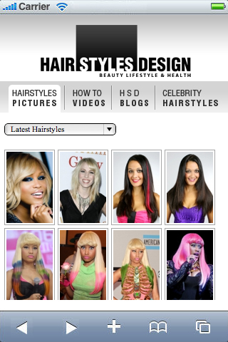 HairstylesDesign